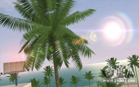 IMFX Lensflare v2 for GTA San Andreas forth screenshot
