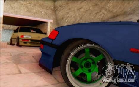 Honda cr-x, Turkey for GTA San Andreas