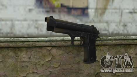 M9 Pistol for GTA San Andreas