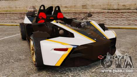 KTM X-Bow R [FINAL] for GTA 4