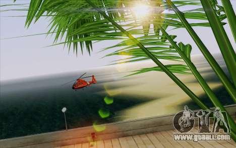 IMFX Lensflare v2 for GTA San Andreas eighth screenshot