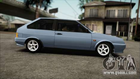 VAZ M for GTA San Andreas right view