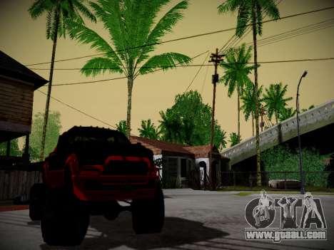 ENBSeries for weak PC v3.0 for GTA San Andreas