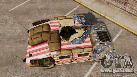 HMMWV M1114 Freedom for GTA 4 right view