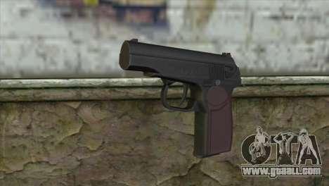 Makarov Pistol for GTA San Andreas