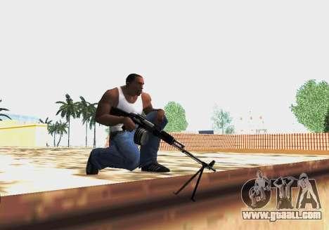 RPK-203 for GTA San Andreas forth screenshot