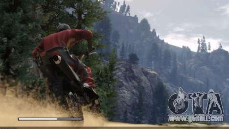 The loading screens style GTA 5 for GTA San Andreas fifth screenshot