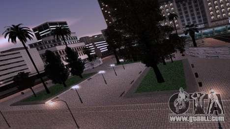 New Park for GTA San Andreas second screenshot