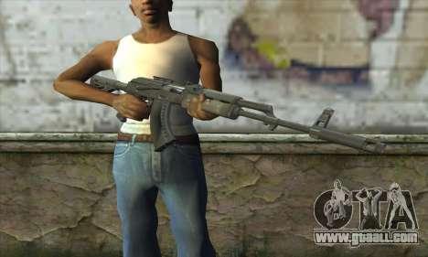 AKM - 47 for GTA San Andreas third screenshot