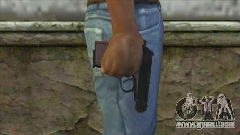 Makarov Pistol for GTA San Andreas third screenshot