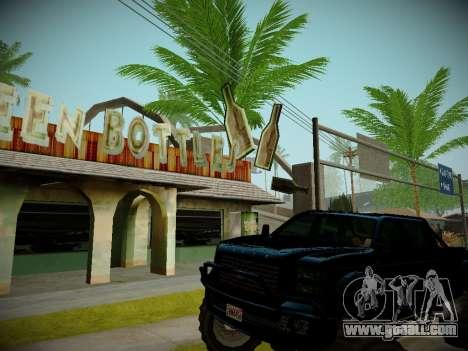 ENBSeries for weak PC by Makar_SmW86 for GTA San Andreas
