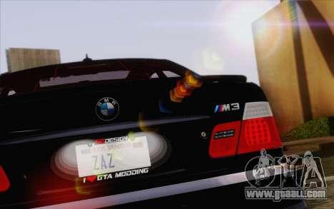 IMFX Lensflare v2 for GTA San Andreas sixth screenshot