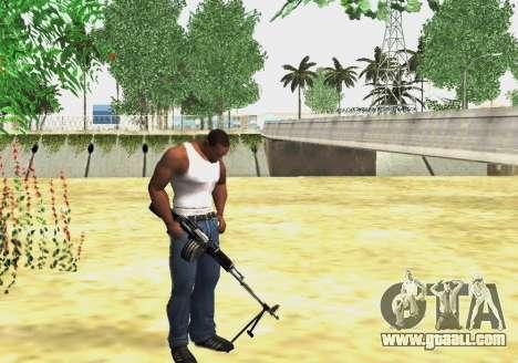 RPK-203 for GTA San Andreas third screenshot