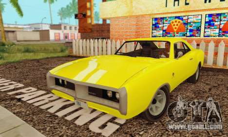 GTA 4 Imponte Dukes V1.0 for GTA San Andreas
