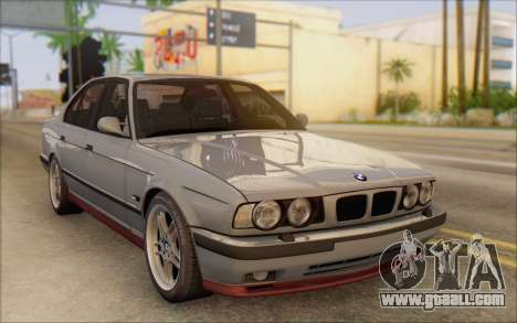BMW M5 E34 1995 for GTA San Andreas