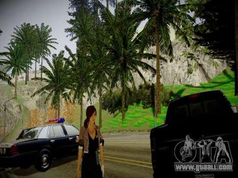 New Vinewood Realistic v2.0 for GTA San Andreas forth screenshot