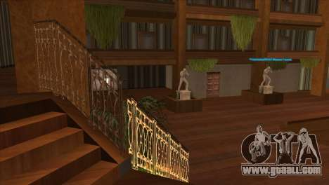 Texture Artium for GTA San Andreas forth screenshot