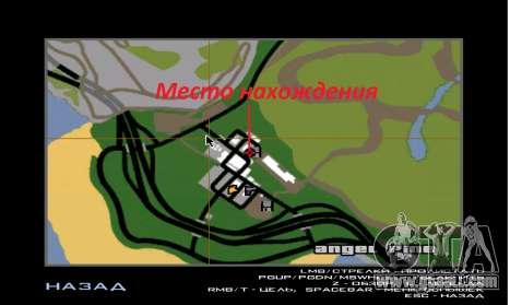 New house of Sijia in Angel Pine for GTA San Andreas forth screenshot