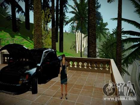 New Vinewood Realistic v2.0 for GTA San Andreas fifth screenshot
