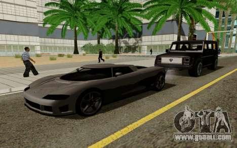 GTA 5 Overflod Entity XF for GTA San Andreas