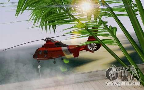 IMFX Lensflare v2 for GTA San Andreas seventh screenshot