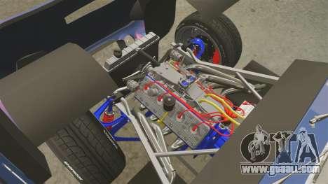 Shelby Cobra Daytona Coupe for GTA 4 inner view