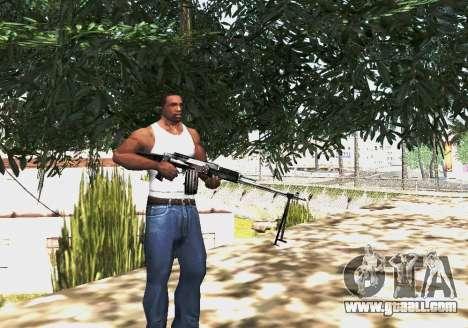 RPK-203 for GTA San Andreas