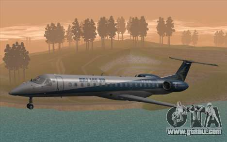 Embraer 145 Xp for GTA San Andreas