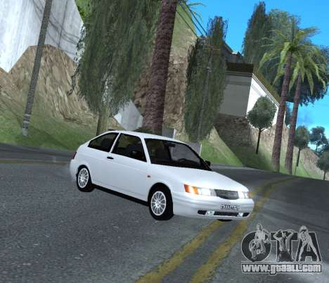 ВАЗ 2112 GVR Version 1.1 for GTA San Andreas