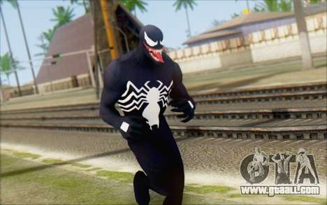 Venom из игры Marvel Heroes for GTA San Andreas