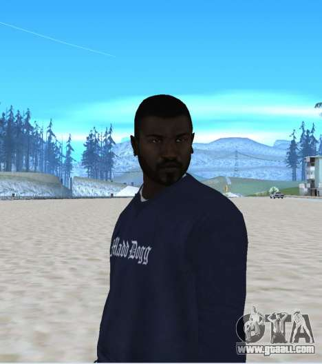 New Maddogg for GTA San Andreas third screenshot