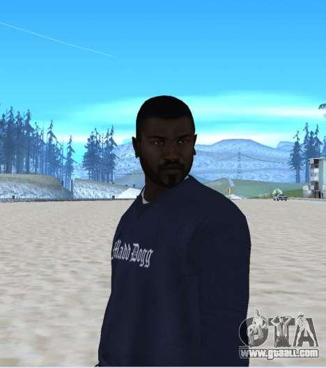New Maddogg for GTA San Andreas third screenshot