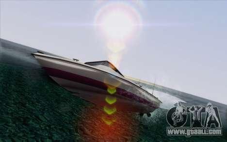 IMFX Lensflare v2 for GTA San Andreas twelth screenshot