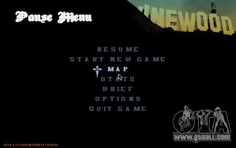C-HUD by Pro for GTA San Andreas third screenshot