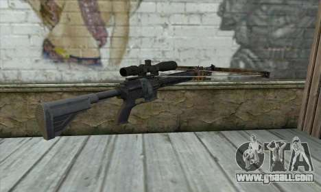 Crossbow from the Battlefield 4 for GTA San Andreas second screenshot