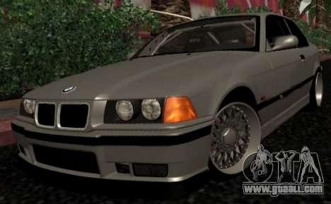 BMW M3 E36 Hellafail for GTA San Andreas