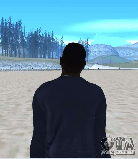 New Maddogg for GTA San Andreas forth screenshot
