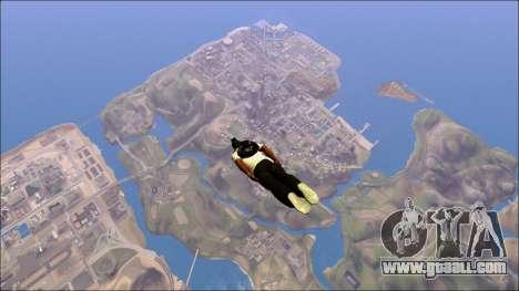 Distance View Mod for GTA San Andreas third screenshot
