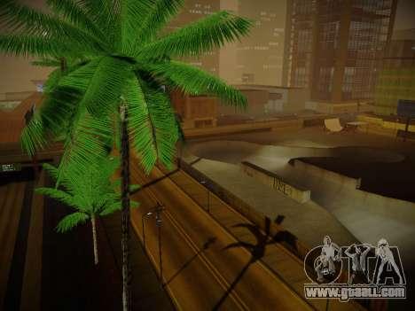 ENBSeries for weak PC by Makar_SmW86 for GTA San Andreas sixth screenshot