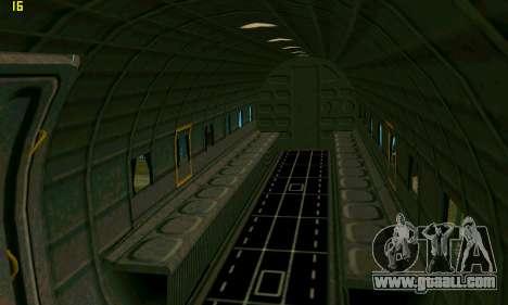 C-47 Dakota RAF for GTA San Andreas back view