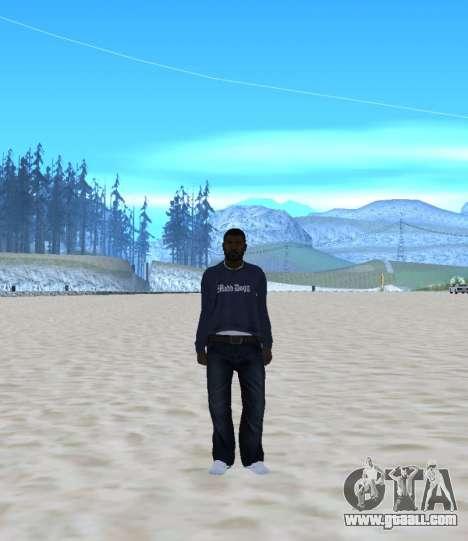 New Maddogg for GTA San Andreas