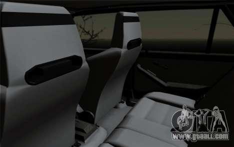 Lancia Delta HF Integrale Evo2 for GTA San Andreas side view