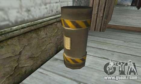 Garnet from Duke Nukem for GTA San Andreas third screenshot