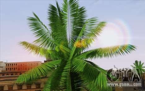 IMFX Lensflare v2 for GTA San Andreas second screenshot