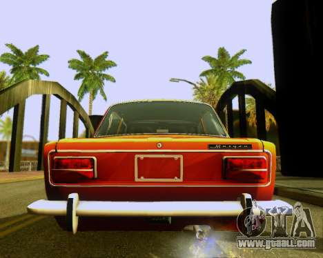 VAZ 2103 Tuneable for GTA San Andreas side view