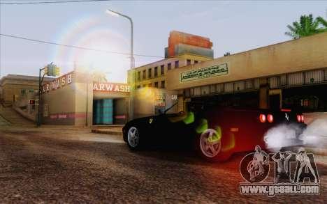 IMFX Lensflare v2 for GTA San Andreas third screenshot