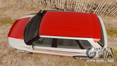 GTA V Enus Huntley S for GTA 4 right view