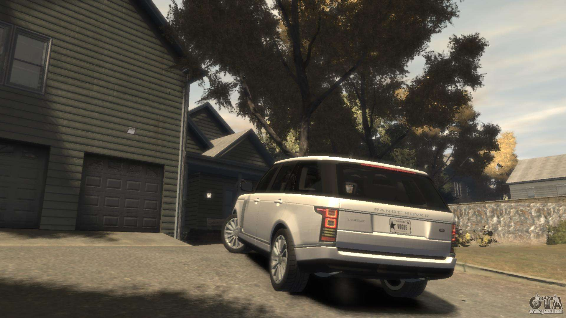 range rover vogue 2014 for gta 4. Black Bedroom Furniture Sets. Home Design Ideas