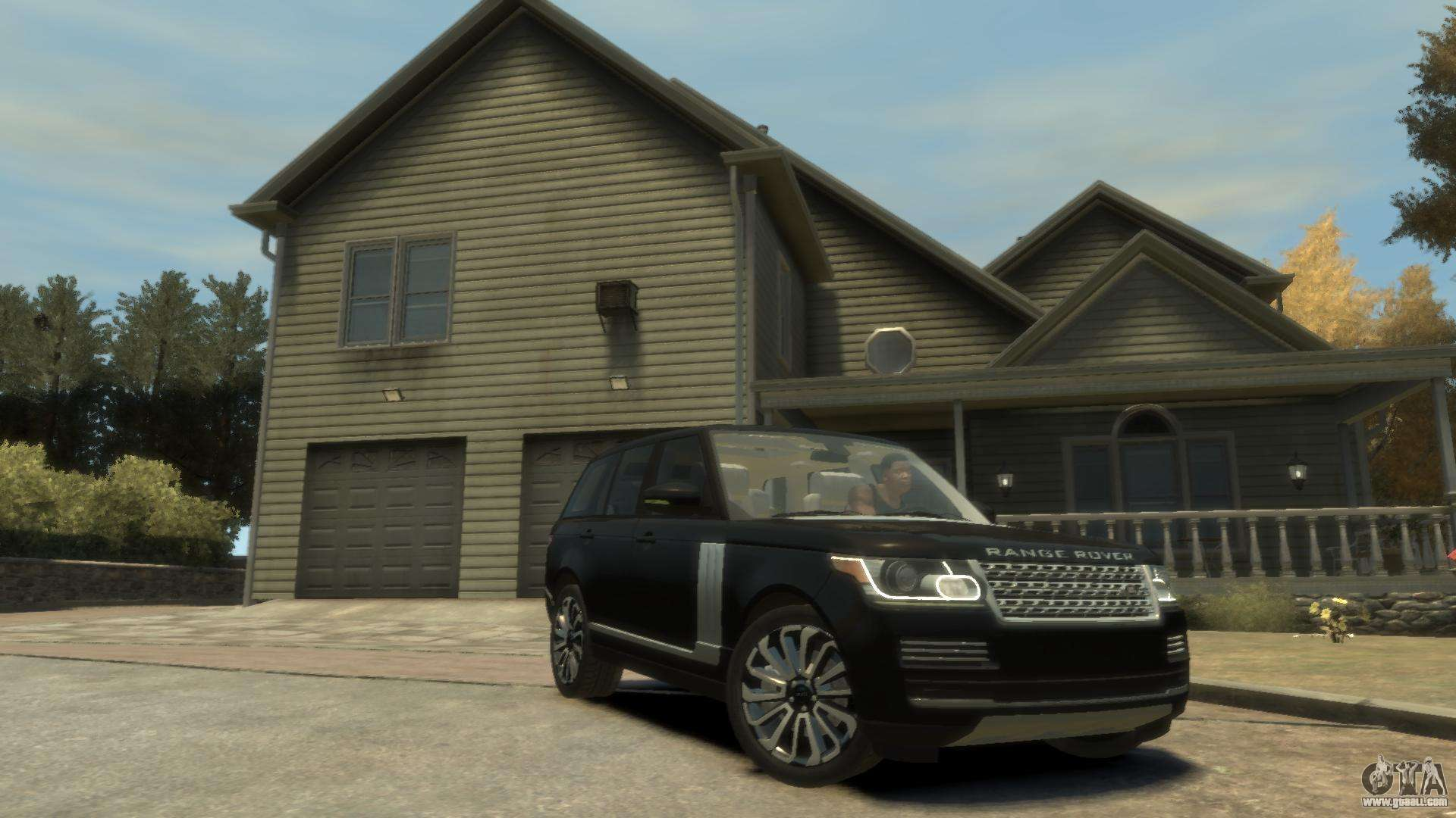 Range Rover Vogue 2014 for GTA 4