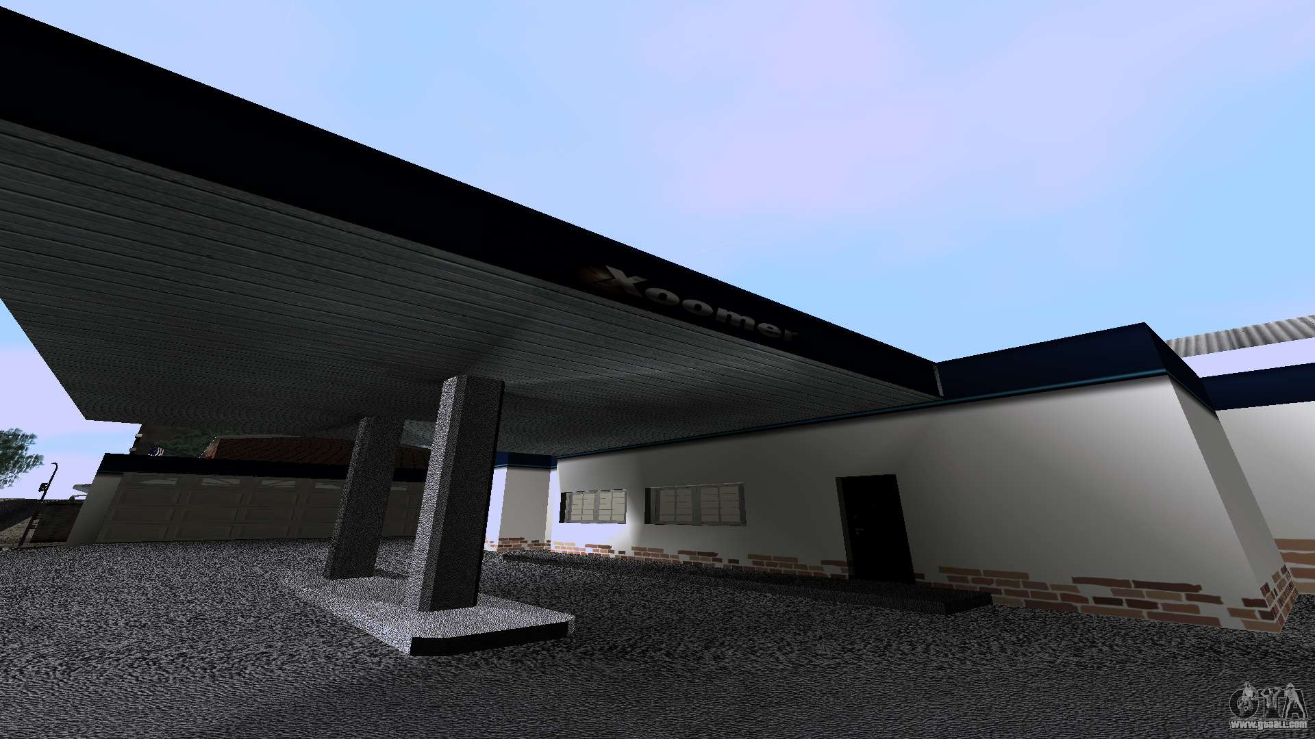 New Garage for GTA San Andreas